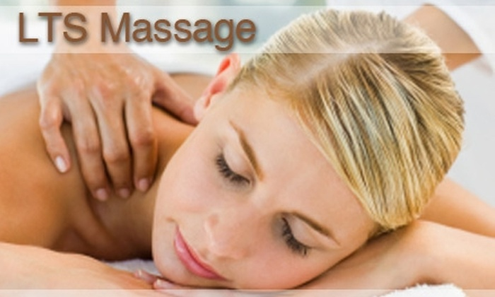 LTS Massage - Walnut Grove - Shelby Farms PD: $35 for Your Choice of A One-Hour Massage from LTS Massage (Up to $75 Value) in Cordova