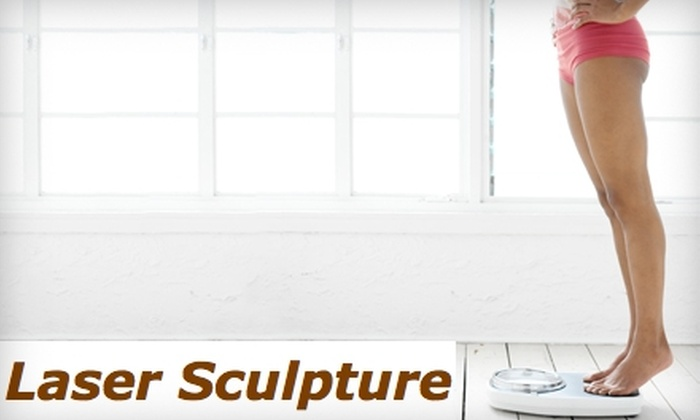 Laser Sculpture - Multiple Locations: $599 for Three Zerona Fat-Trimming Sessions at Laser Sculpture ($1,400 Value)