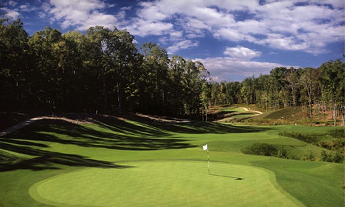 The Club at 12 Oaks  - Twelve Oaks: Round of Golf on Tuesday through Thursday or Friday through Sunday at The Club at 12 Oaks in Holly Springs