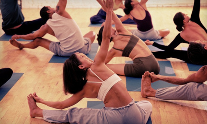 Urban Yoga Foundation - Hamilton Heights: 5, 10, or 20 Yoga Classes at Urban Yoga Foundation (Up to 88% Off)