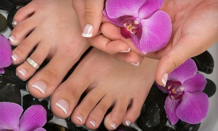 Details Hair Studio - Norwich: Nail and Massage Services at Details Hair Studio in Norwich. Three Options Available.