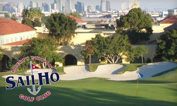Sail Ho Golf Club - Midway District: $14 For Nine Holes of Golf for Two at Sail Ho Golf Club