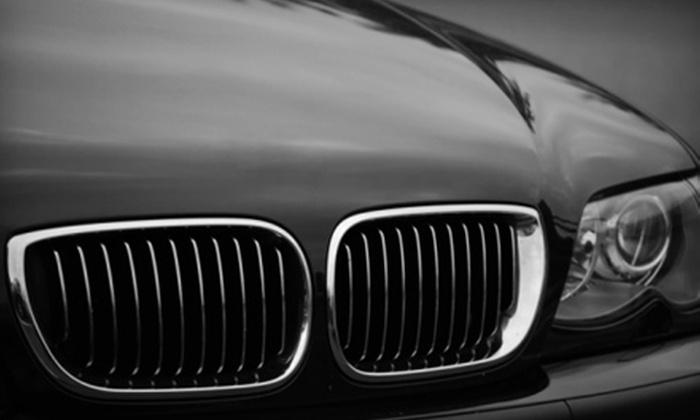 Shyne Automotive Salon - Memphis: Hand Wash and Wax at Shyne Automotive Salon. Two Options Available.