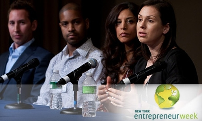 New York Entrepreneur Week - SoHo: $215 for a Ticket to New York Entrepreneur Week ($875 Value)