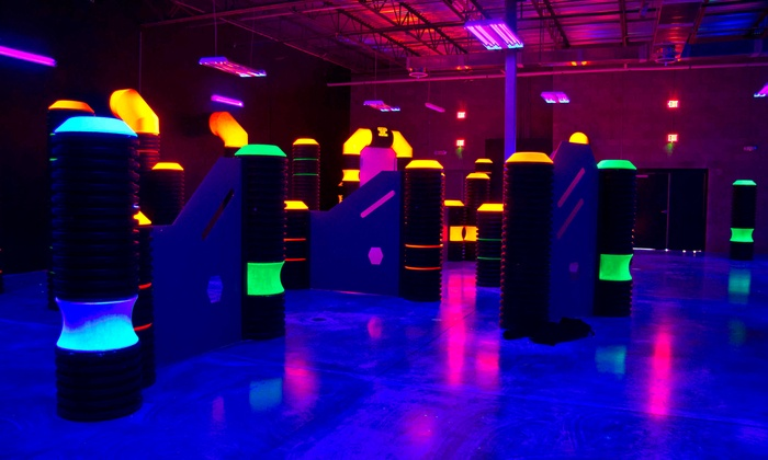 Laser Tag Manassas - Manassas: Triple Play Laser Tag Package for Two or Four at Laser Tag Manassas (55% Off)