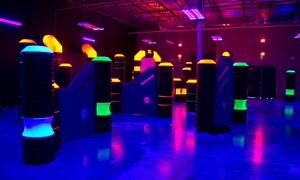 Laser Tag Manassas: Triple Play Laser Tag Package for Two or Four at Laser Tag Manassas (50% Off)
