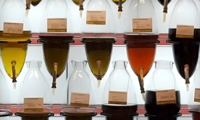 Oil & Vinegar - Mount Pleasant: $10 for $20 Worth of Oils, Vinegars, and Gourmet Gift Items at Oil & Vinegar in Mount Pleasant
