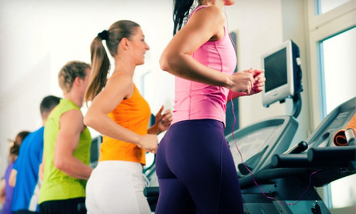 Global Gym - Central St. John's: $39 for Two-Month Gym Membership and One-Hour Personal Training Session at Global Gym ($127 Value)