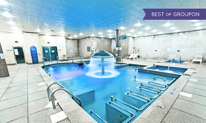 Spa World: All-Day Spa Pass with 30-Minute Massage for One or Two at Spa World (Up to 39% Off)