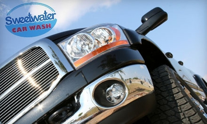 Sweetwater Car Wash - Ocoee: $10 for Two Ultimate Express Car Washes at Sweetwater Car Wash in Ocoee ($20 Value)