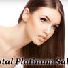 Half Off at Total Platinum Salon