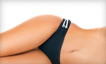 1 Bikini Sugaring Treatment  - My Serenity Spa and Boutique in Niagara Falls