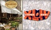 Quartino - Gibsons Restaurant Group - Near North Side: $40 All-Inclusive Super Bowl Party at Quartino ($100 Value)