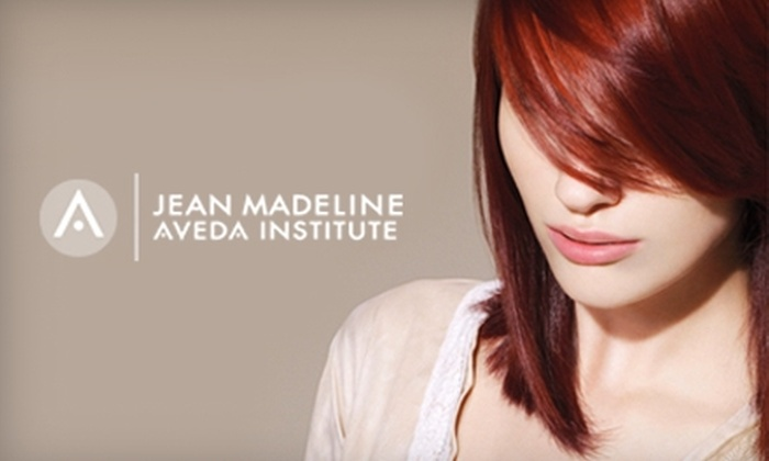 Jean Madeline Aveda Institute - Multiple Locations: $15 for $30 Worth of Salon and Spa Services at Jean Madeline Aveda Institute