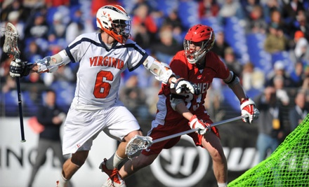 Konica Minolta Face-Off Classic at M&T Bank Stadium on Sat., Mar. 10 at 11AM: Lower-Level Seating - Konica Minolta Face-Off Classic in Baltimore