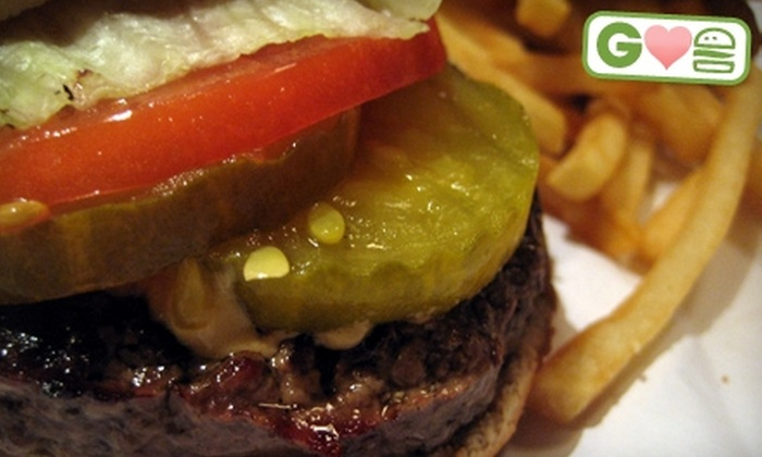 Jersey Burgers - Ramsey: $5 for $10 Worth of Grilled Fare at Jersey Burgers in Ramsey