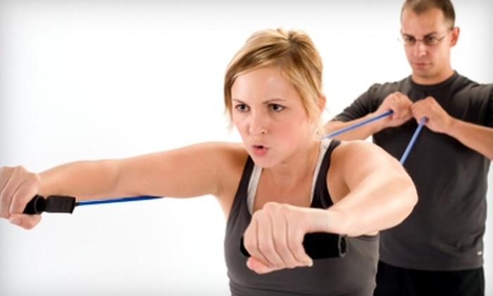 Total Core Fitness Boot Camp - Sayreville: $35 for a Four-Week Boot Camp at Total Core Fitness Boot Camp ($150 Value)