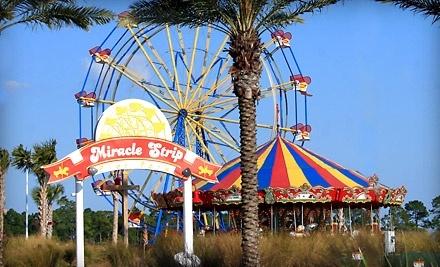 Miracle Strip at Pier Park - Miracle Strip at Pier Park in Panama City Beach