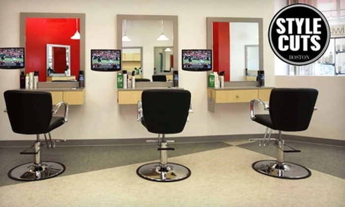 Stylecuts - Waltham: $8 for a Haircut at Stylecuts in Waltham (Up to $15.95 Value)