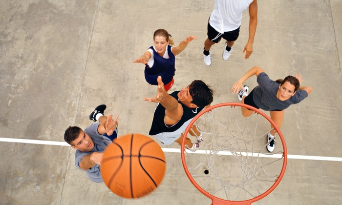 Premier Hoops - Multiple Locations: Eight-Week Coed Basketball Camps for Grades 4–6 or 7–12 at Premier Hoops (Up to 50% Off). Four Options Available.