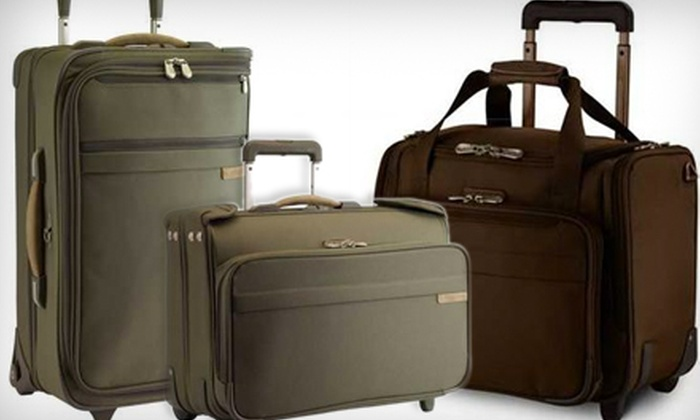 Urban Baggerie - Worthington Mall: $49 for $100 Worth of Luggage and Accessories at Urban Baggerie in Worthington