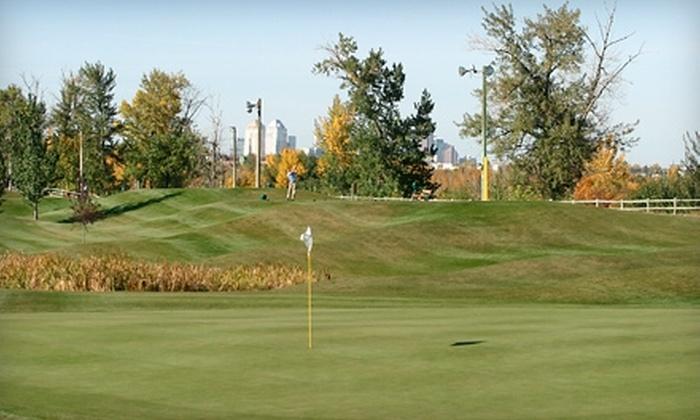 RCGA Golf Centre - Alyth - Bonnybrook - Manchester: Golf for Two at RCGA Golf Centre. Two Options Available