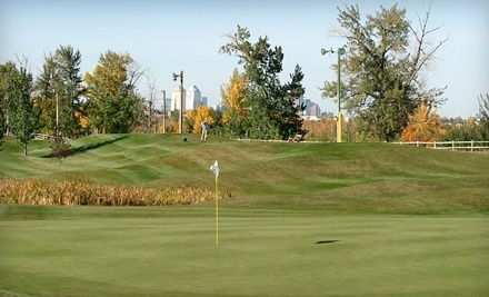 RCGA Golf Centre: a Round of Par 3 Golf for 2 - RCGA Golf Centre in Calgary