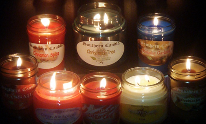Southern Candle: $20 for $40 Worth of Handmade Candles and Scented Goods from Southern Candle
