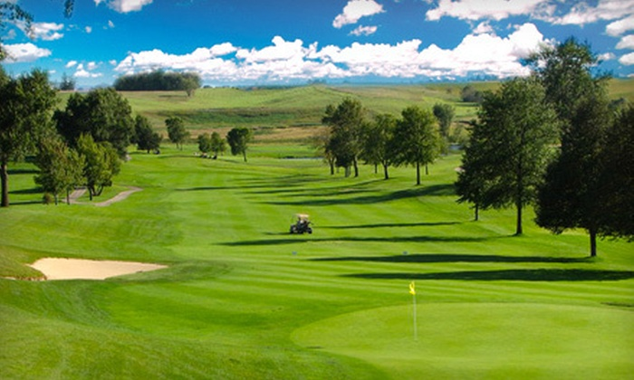 Stone Creek Golf Course - Troy: Golf Packages at Stone Creek Golf Course in Williamsburg (Up to 65% Off). Three Options Available.