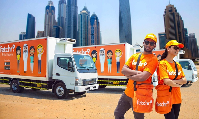 Fetchr In Dubai Groupon