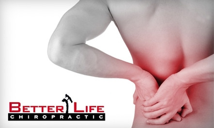 Better Life Chiropractic - Meridian: $35 for a Chiropractic Examination, Two X-rays, and a 60-Minute Massage at Better Life Chiropractic in Meridian ($195 Value)