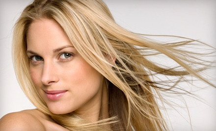 Haircut Package (a $75 value)  - Sun Spa in Lakewood