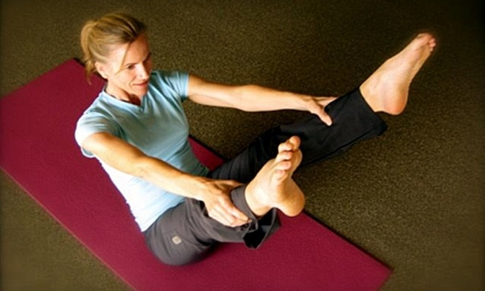 Midtown Pilates Center - Downtown: $30 for Five Pilates Classes at Midtown Pilates Center ($75 Value)