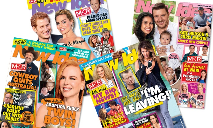6 Months Of New Idea Magazine