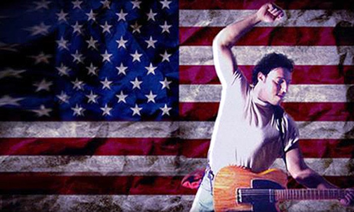 Bruce In the USA - River Bluffs: $19 to See Bruce Springsteen Tribute Act at Rialto Square Theatre in Joliet on April 13 (Up to $46.50 Value)