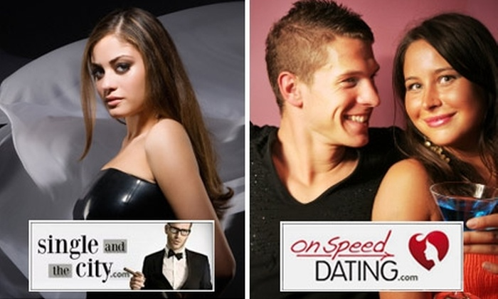 Onspeeddating groupon discount