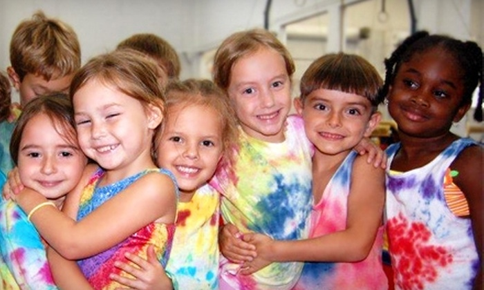Nova Gymnastics - Davie: $15 for a One-Day Summer Adventure Camp at Nova Gymnastics in Davie ($48 Value)