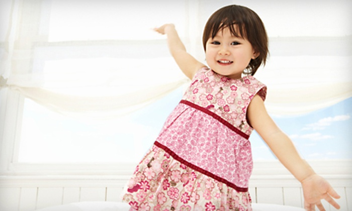 Wee Three Children's Store - Larkfield-Wikiup: $12 for $25 Worth of Children's Clothing and Accessories at Wee Three Children's Store's Fall Event on October 15 in Santa Rosa