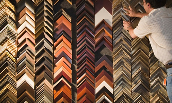 Gallery Lafayette - Old Town,Bellevue: $50 for $100 Toward Custom Framing at Gallery Lafayette in Alexandria