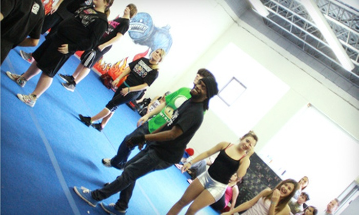 Pittsburgh Heat Hip Hop - Avalon - Bellevue - Ben Avon: Four- or Eight-Class Punch Card for Break-Dancing and Hip-Hop Classes at Pittsburgh Heat Hip Hop