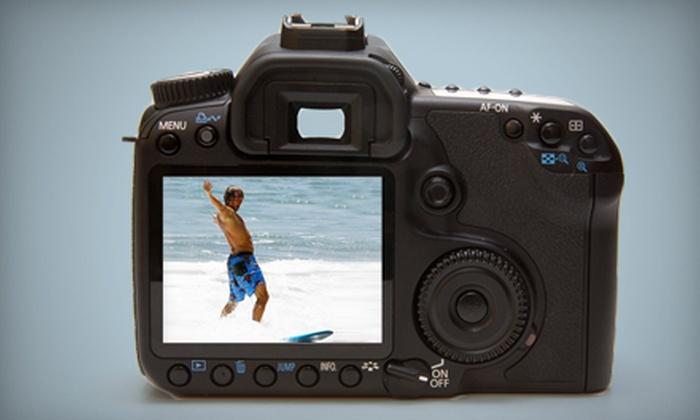 Tripp Photography - Glebe - Dows Lake: $39 for a Group Photography Class at Tripp Photography ($99 Value)