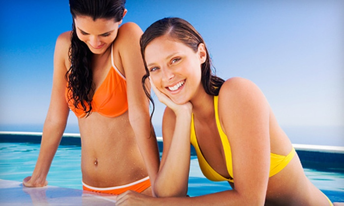 SunSpray Tanning - Louisville: One, Three, or Six Airbrush Tans at SunSpray Tanning (Up to 55% Off)
