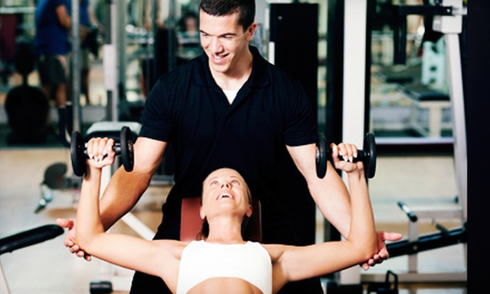 Fitness Addict - Dartmouth: 5 or 10 Group Fitness Classes or 3 Personal-Training Sessions at Fitness Addict (Up to 67% Off)