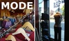 MODE - Multiple Locations: $50 Worth of Designer Apparel and More at MODE