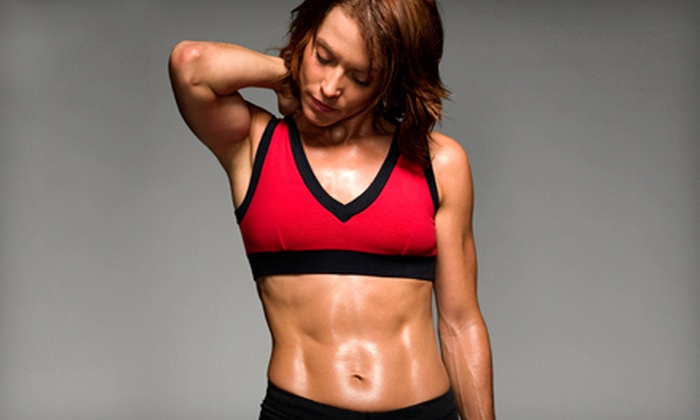 Fit 4 Life - Multiple Locations: $25 for Eight Body-Sculpting Cardio Classes at Fit 4 Life (Up to $50 Value)