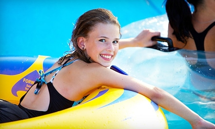 Wild River Country - North Little Rock: $12 for a One Day Pass to Wild River Country in North Little Rock (Up to $32.99 Value)