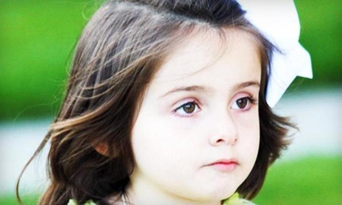 Sunny Smiles Photography - Baton Rouge: Photo-Shoot Package with Sunny Smiles Photography. Two Options Available.