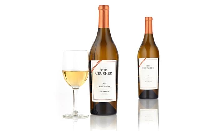 Crusher The Big Orange Wine 6-Pack: Crusher The Big Orange Wine 6-Pack. Free Shipping.