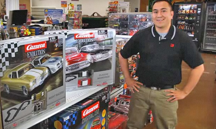 HobbyTown USA - Knoxville: $10 for $20 Worth of Games, Crafts, and Hobby Supplies at HobbyTown USA