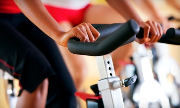 Innovative Health and Fitness - Franklin: $49 for a Two-Month Membership, Unlimited Tanning, Free Child-Care, and a Small-Group Training Session at Innovative Health and Fitness in Franklin ($510.80 Value)